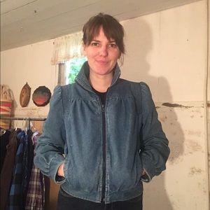 Vintage 80's denim jacket